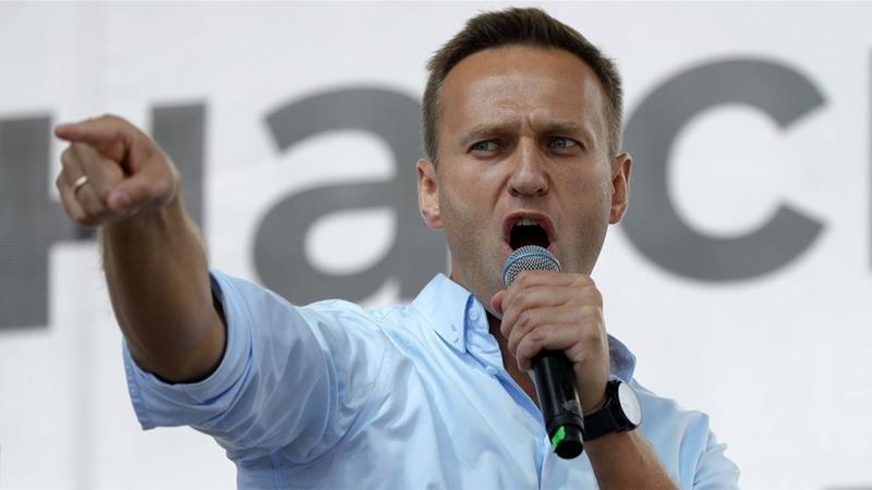 Doctors will not allow Navalny to be moved abroad, spokesperson says