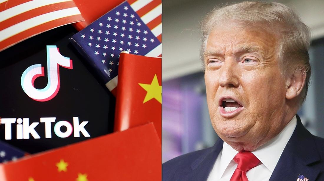 TikTok to sue Trump administration over executive order