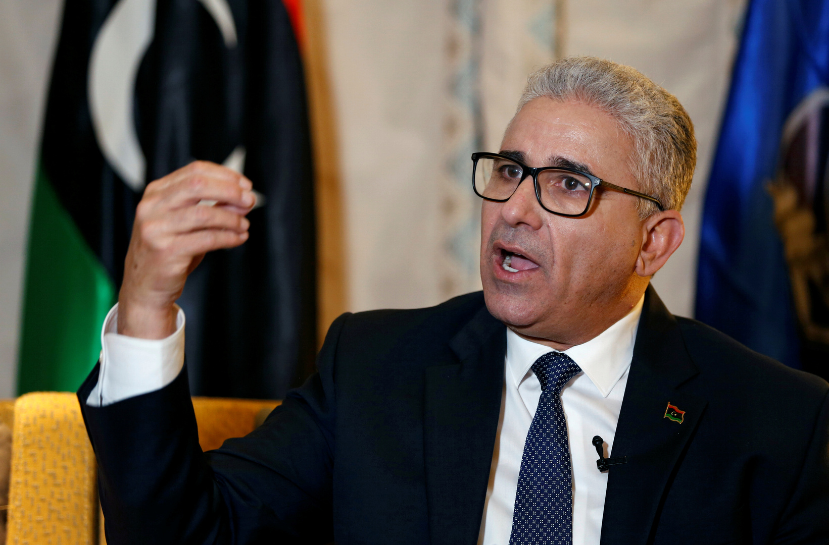 Libya's UN-backed government suspends interior minister over protests