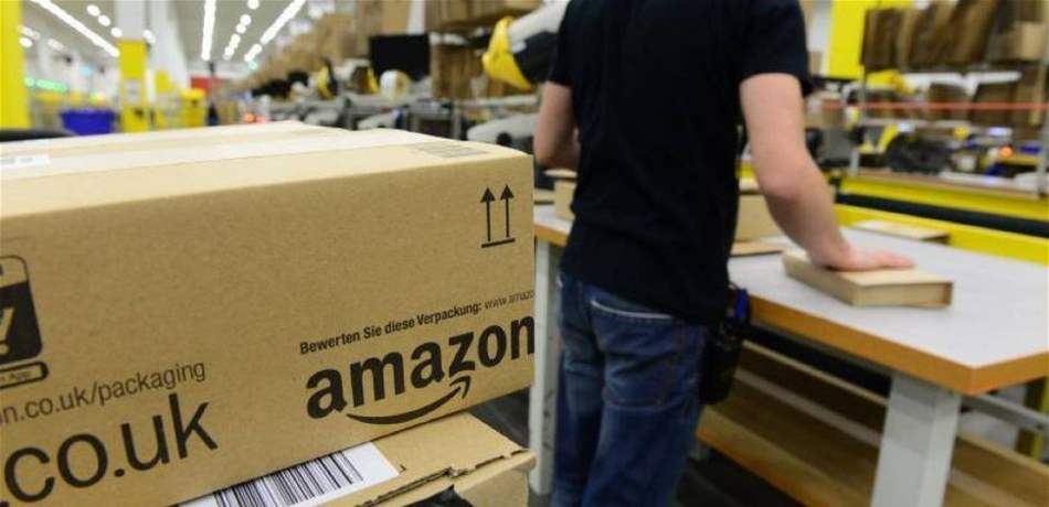 Amazon to create another 7,000 warehouse jobs in Britain