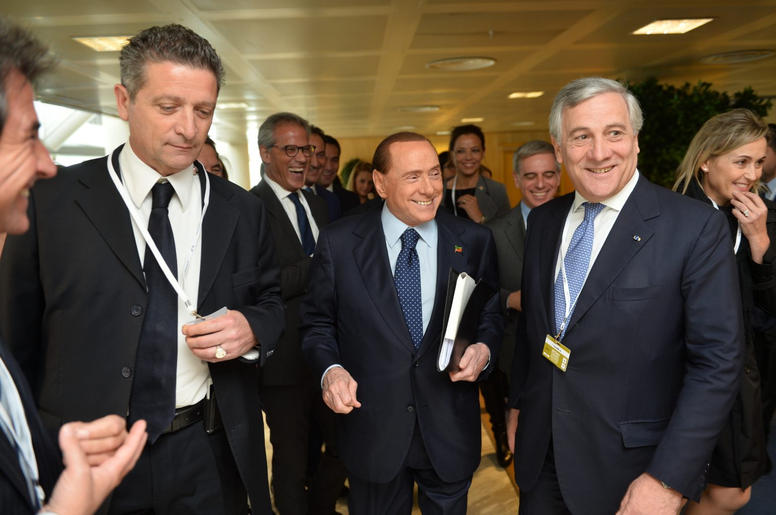 Berlusconi eyeing a return to football glory with Serie B side Monza