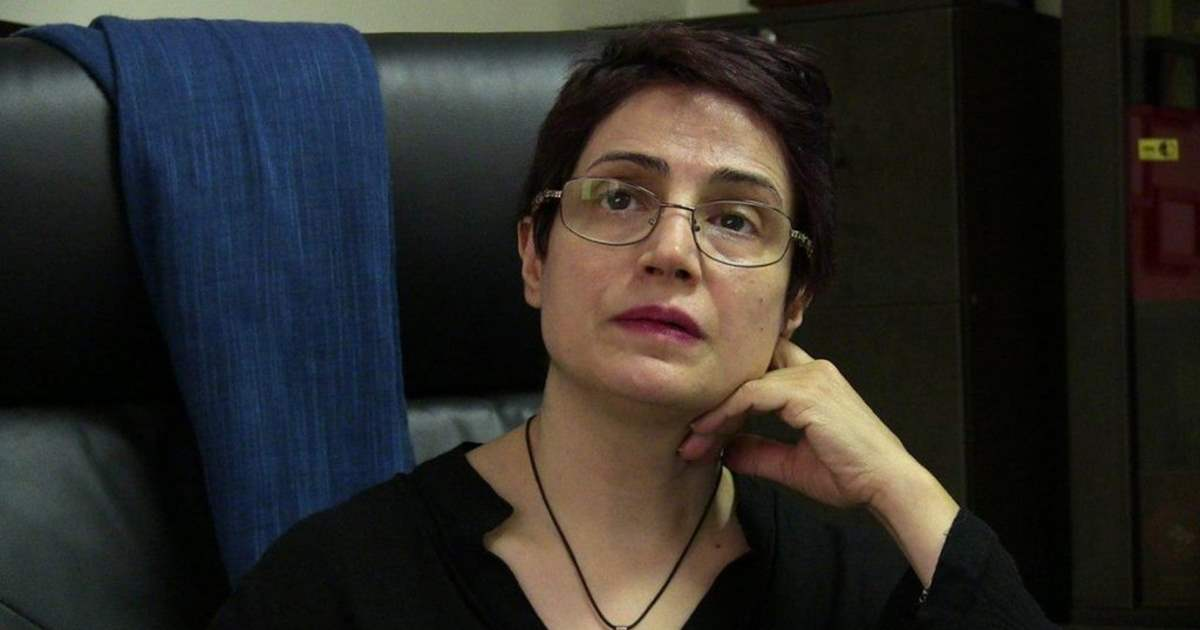 Iranian activist in critical condition ends hunger strike