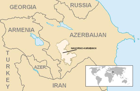 Azerbaijan declares state of war across country