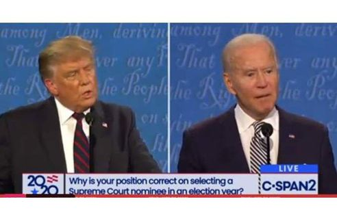 First US presidential debate reveals polarization, anger, tensions