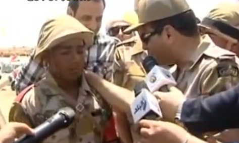 Egypt journalist jailed for impersonating army officer