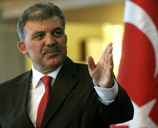 Syria becoming 'Mediterranean Afghanistan': Turkey president