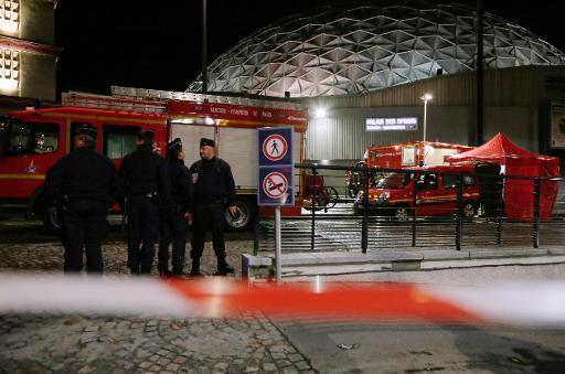 Paris theatre's technical chief dies after accidental blast