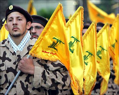 Hezbollah actions in Syria endanger Lebanon: president