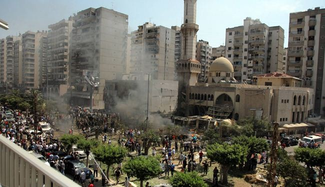 Tripoli under Lebanon army control after sectarian killings