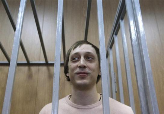 Bolshoi dancer gets six years for acid attack
