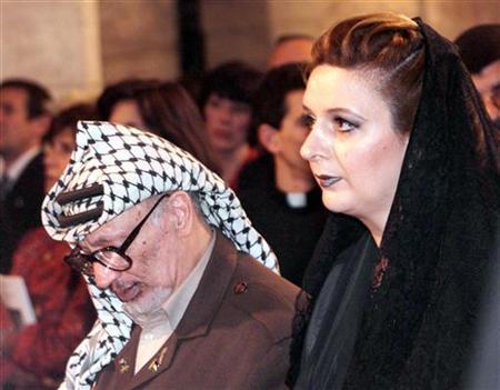 French Arafat probe fails to allay Palestinian doubt