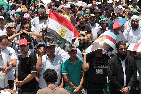 Dozens arrested as Egypt police disperse Islamist demos