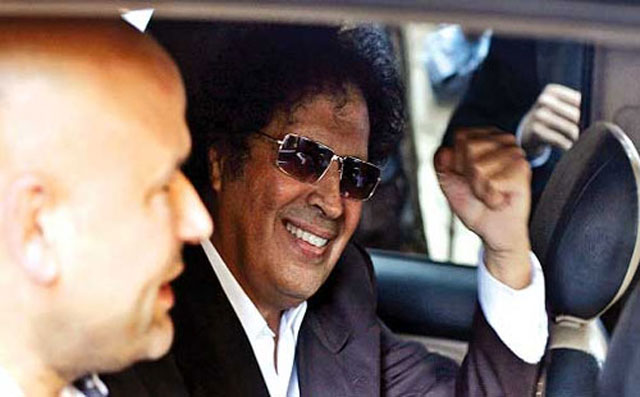 Egypt frees Kadhafi cousin cleared of attempted murder