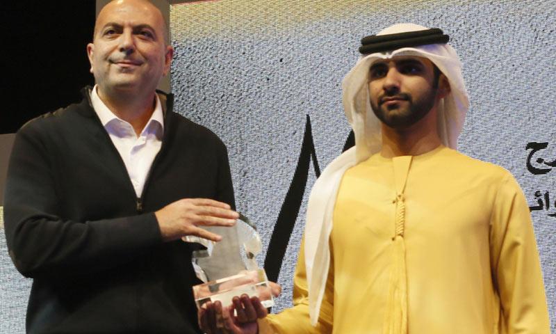Dubai festival awards Palestinian thriller 'Omar'