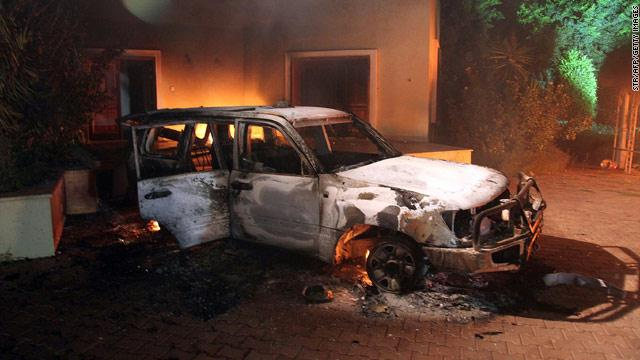 One Libyan policeman killed, another wounded in Benghazi attacks