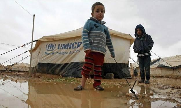 Five die of hunger in besieged Syria camp: NGO