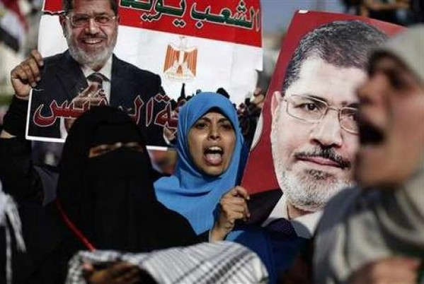 Morsi trial for Egypt jailbreak set for Jan 28