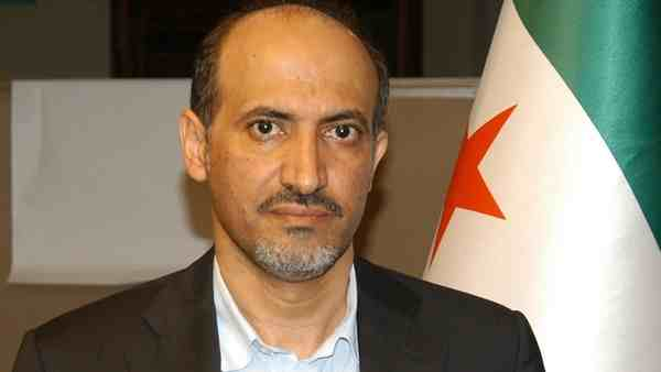 Syria opposition re-elects Jarba as leader
