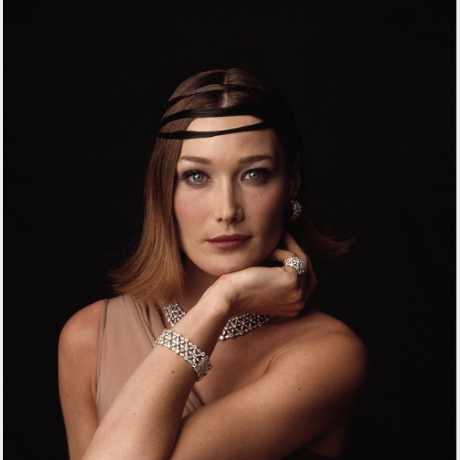 Carla Bruni cancels two concerts on North America tour