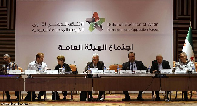 Syria opposition to join peace talks to oust Assad
