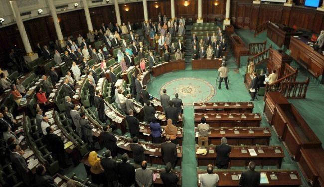 Tunisia parliament approves new cabinet line-up