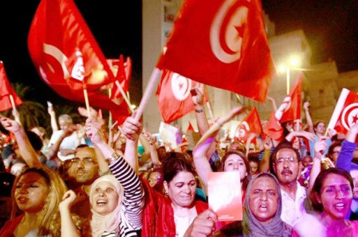 Tunisia marks year since opposition leader's murder