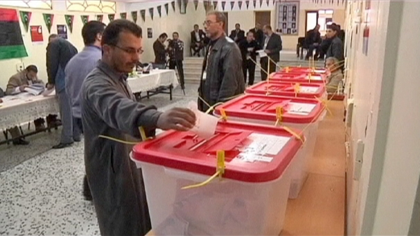 Libya sets new voting date for regions hit by violence
