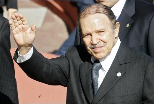 Algeria's ailing Bouteflika to seek 4th presidential term