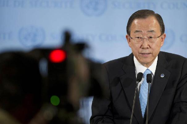 UN chief cites Syria at Rwanda genocide commemoration