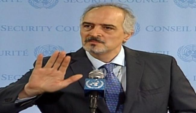 US restricts movements of Syria's UN ambassador