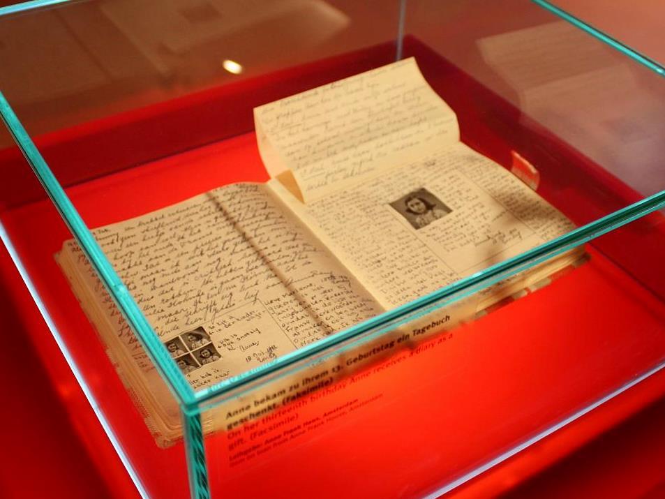 Tokyo police make arrest in Anne Frank diary vandalism case