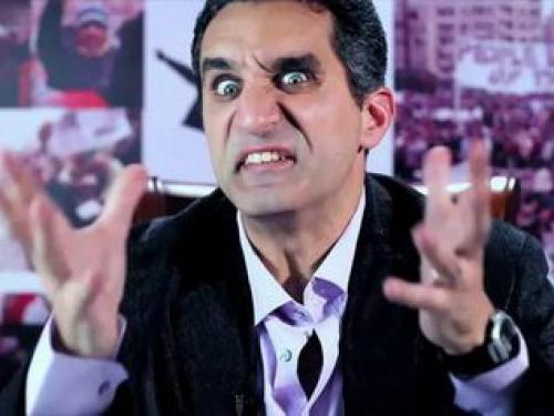 Scourge of Egypt media mocked for 'plagiarism'