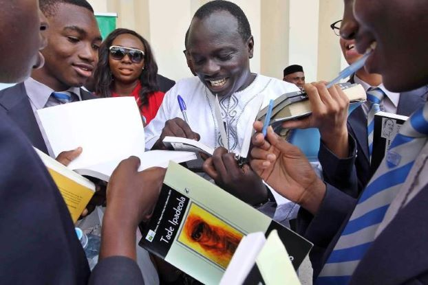 Prize-winning African poet seeks to reclaim the Sahara