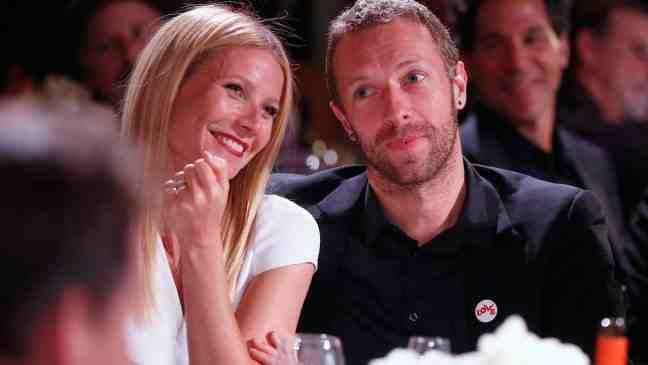 Gwyneth Paltrow, Chris Martin announce separation