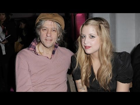 Bob Geldof 'beyond pain' at death of daughter Peaches