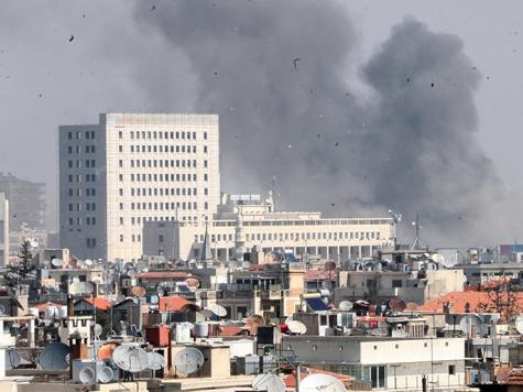 13 dead as Syria planes hit rebel bastions near Damascus: NGO