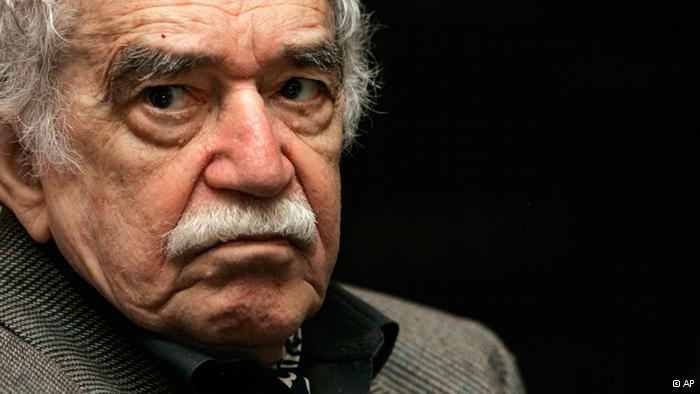 Dusty home town remembers Garcia Marquez with plenty of rum