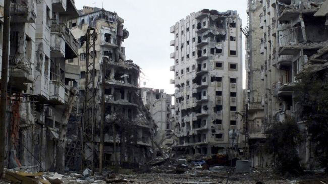 Homs accord on rebel pullout as Syria army advances