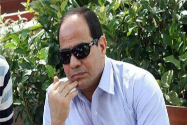 Egypt's Sisi calls for Israeli concessions to Palestinians
