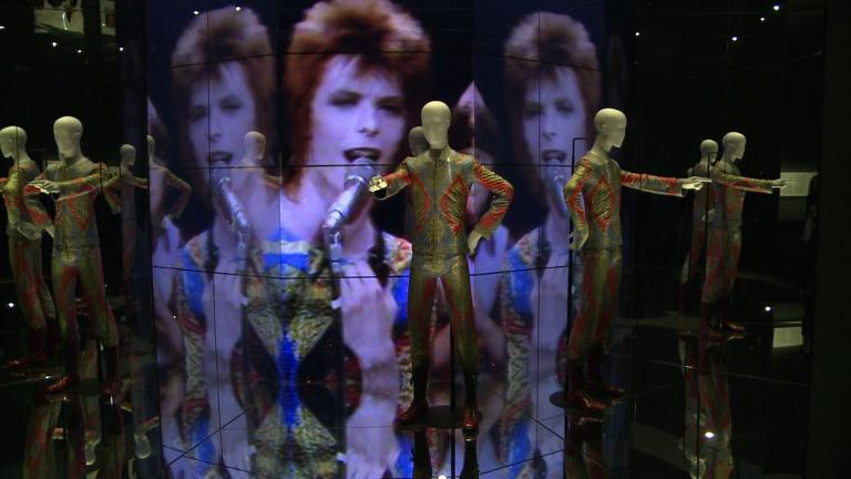 Bowie's Berlin comeback -- if just for a retrospective