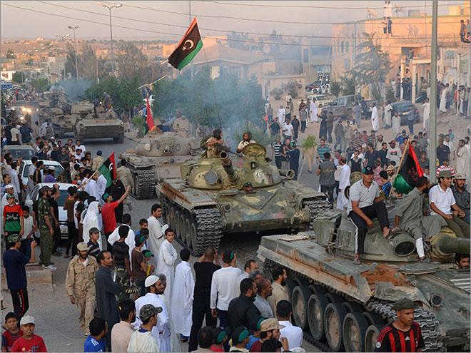 Libya govt urges militias to withdraw from Tripoli