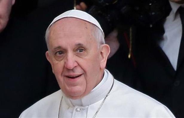 Pope begins Middle East 'pilgrimage' in Jordan
