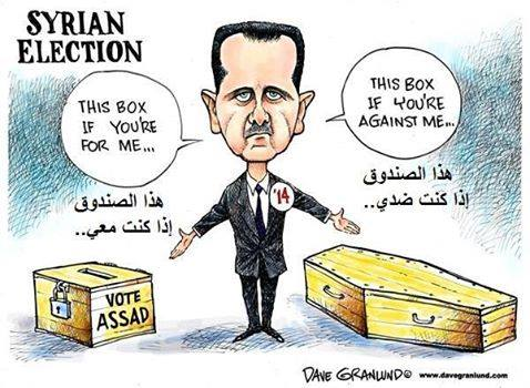 Rebel Free Syrian Army chief calls for vote boycott