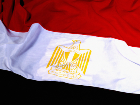 Egypt criminalises flag desecration