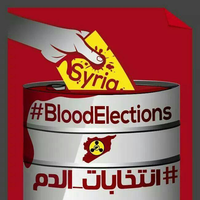 Syria presidential election: Assad's stage-managed show of democracy