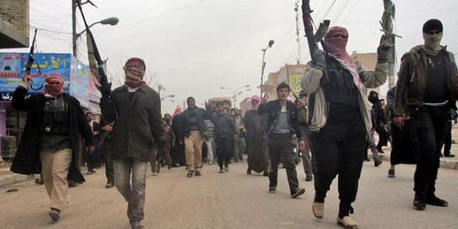 Jihadists seize Iraq's second city