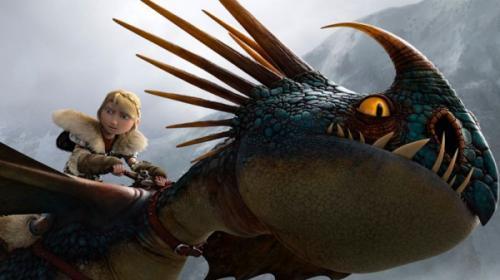 'Dragon' seeks to burn up 'Jump Street' at US box office