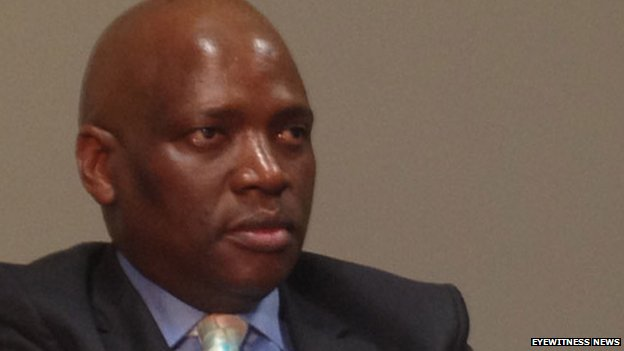 S.Africa broadcasting boss probed over 'wife as gift'