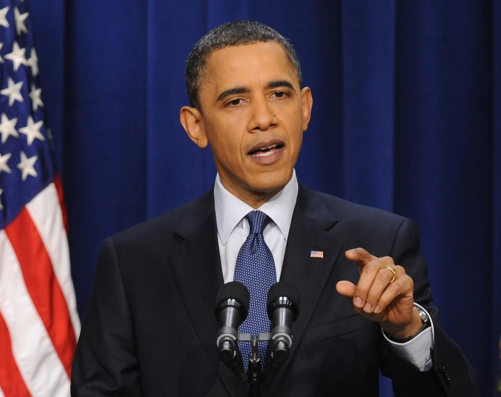 Obama seeks $500 mn to train, equip Syrian rebels