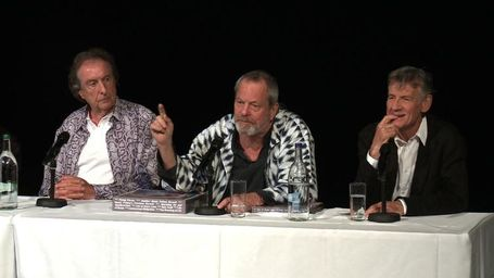 Monty Python promise smut and laughs for reunion shows